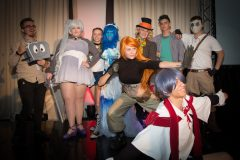Cosplay Competitions with awesome prizes!